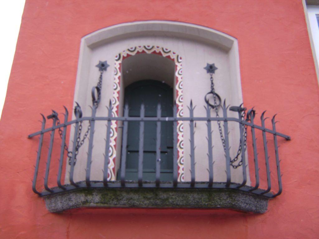 Pranger am alten Rathaus Bopfingen-min