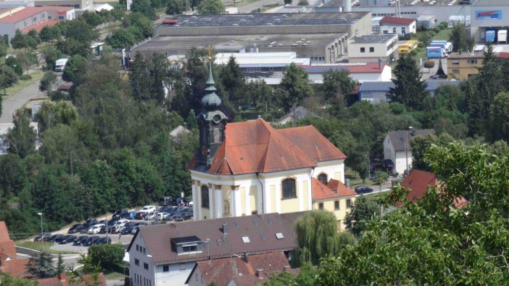 Wallfahrtskirche Mariä Heimsuchung Flochberg (2)